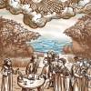 Illustration contes et légendes pour Le Parc naturel régional de Brière