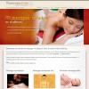Site Massages d'Asie - page Accueil avec animation - 1
