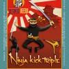 Etiquette Dumnac Beers - Ninja kick triple