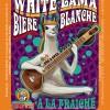 Etiquette Dumnac Beers - White lama