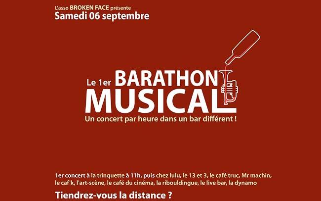 Portfolio graphisme d'une affiche d'un festival de musique à Nantes